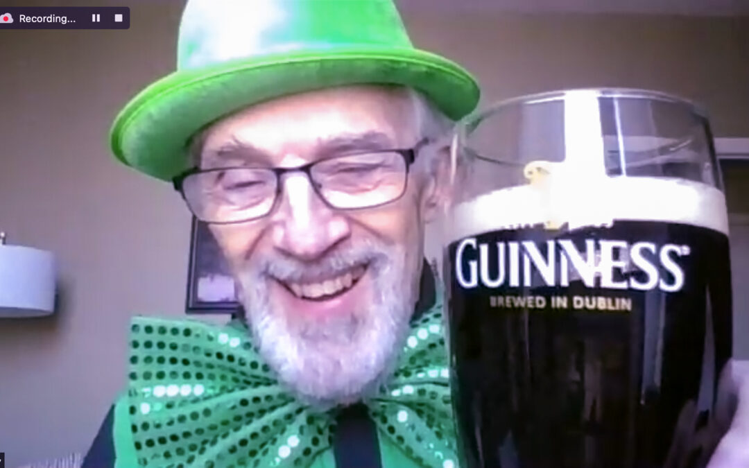 2021 St. Patrick's Day – Virtual Pub